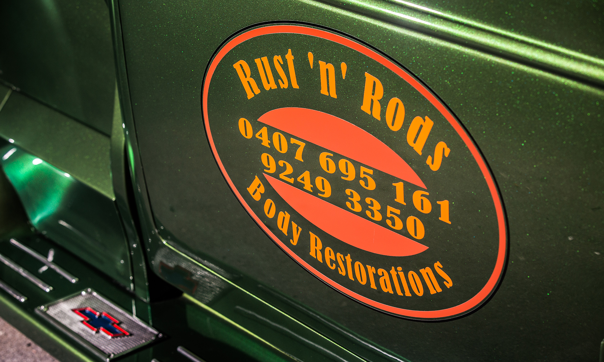 Rust n Rods Social Media